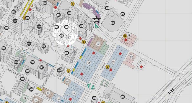 CWMCA Map