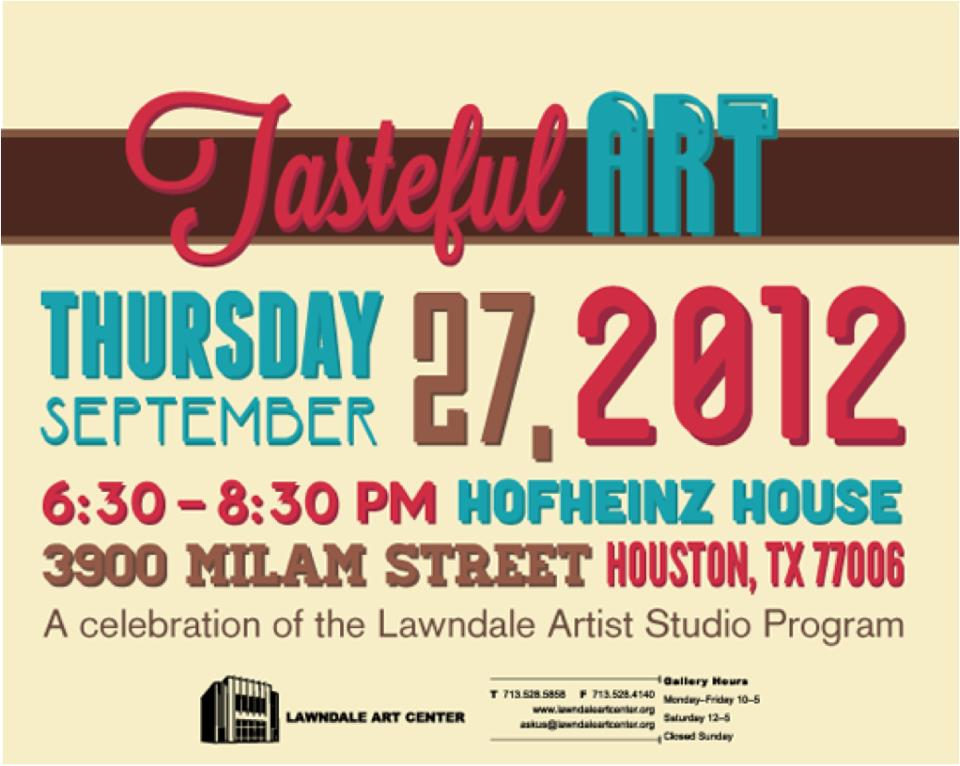 Celebrating the Lawndale Art Center Artist Studio Program